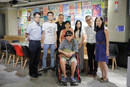 Starbucks & ChuChueng's Visit
